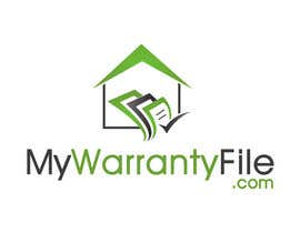 #128 para Logo Design for My Warranty File por soniadhariwal
