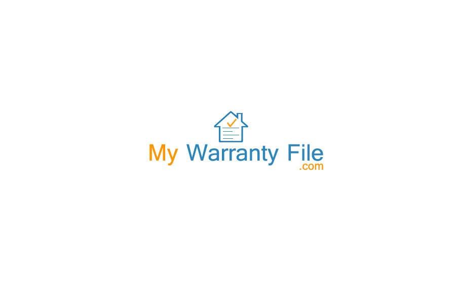 Inscrição nº 96 do Concurso para Logo Design for My Warranty File