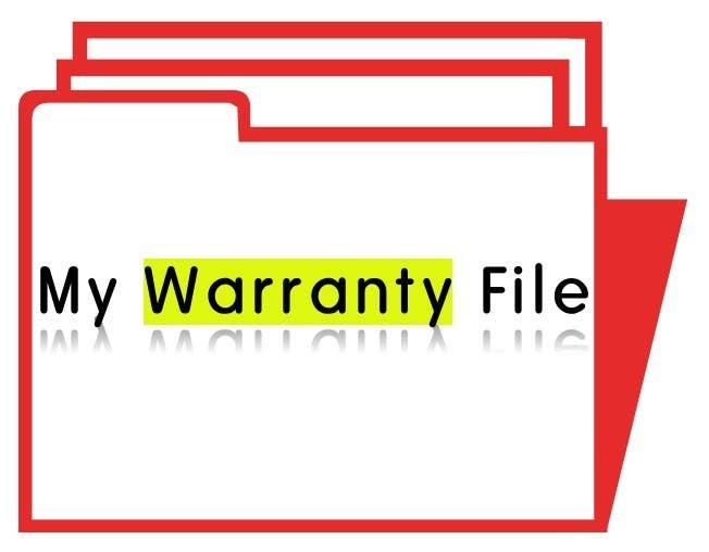 Bài tham dự cuộc thi #36 cho Logo Design for My Warranty File