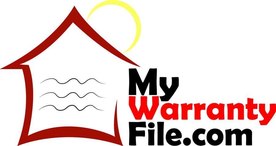 Bài tham dự cuộc thi #66 cho Logo Design for My Warranty File