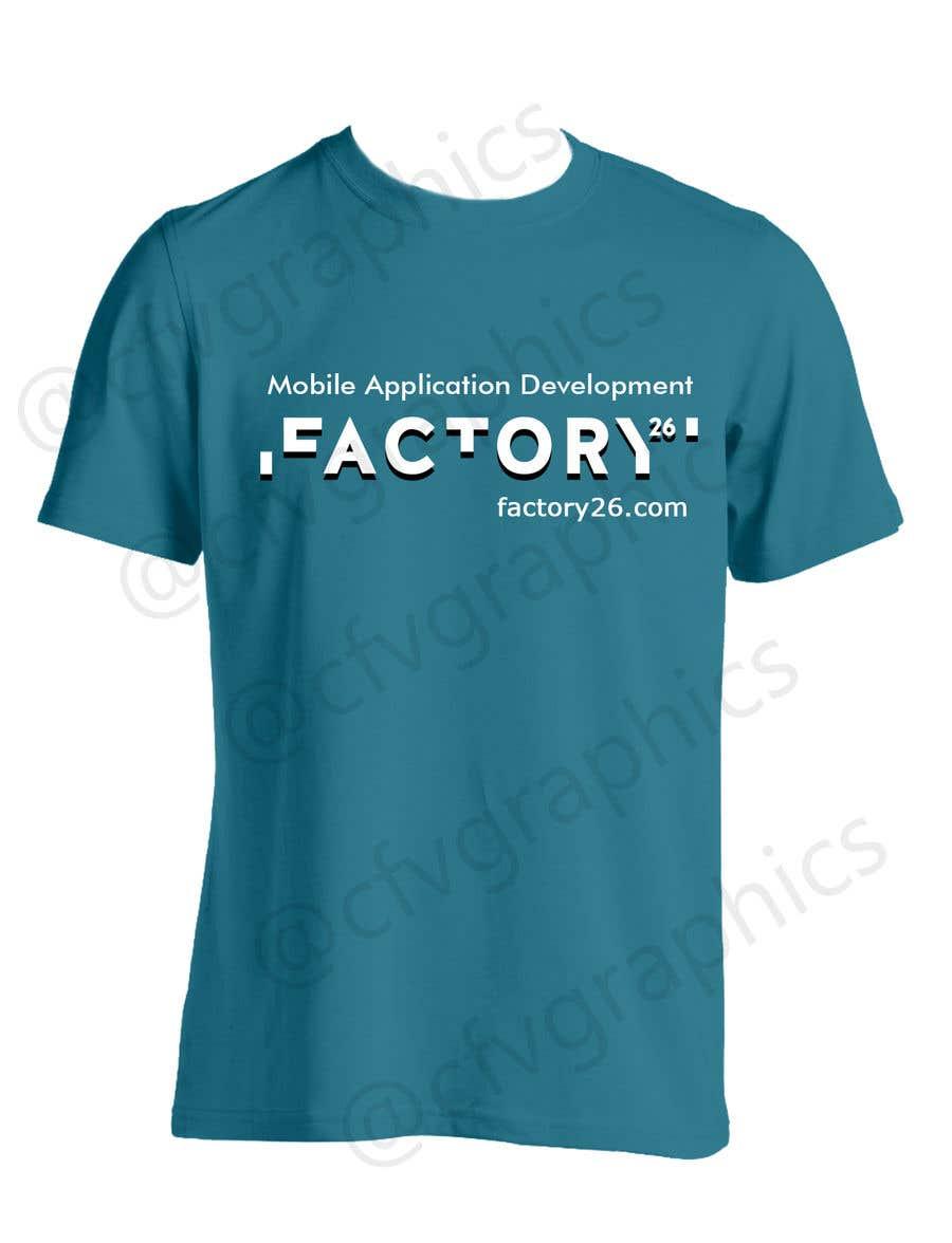 Zgłoszenie konkursowe o numerze #30 do konkursu o nazwie A TShirt design that meet the requirement in the description.