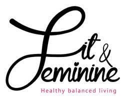 #41 para Design a Logo for Fit & Feminine por resmivarun