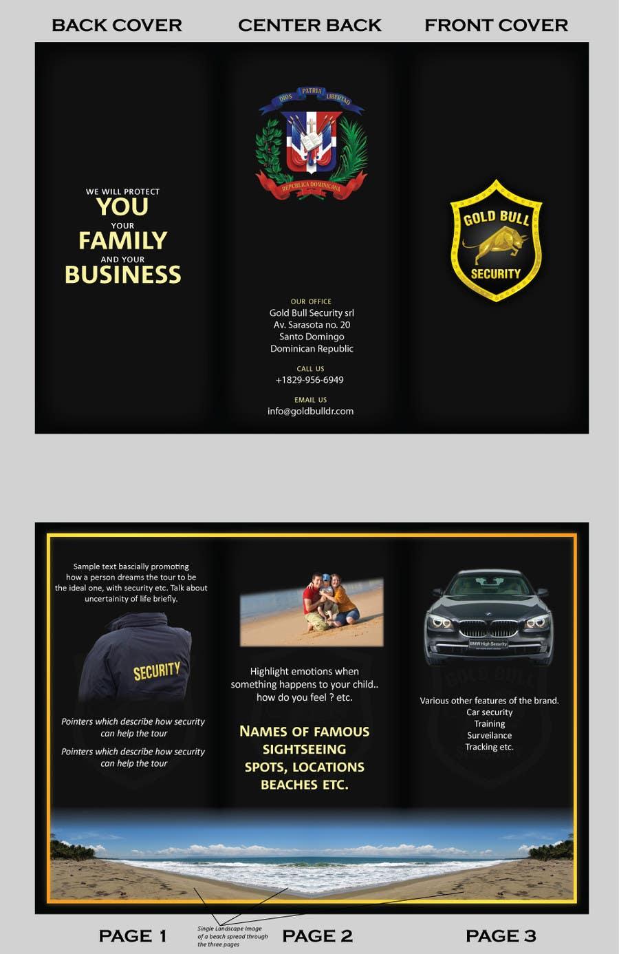 Penyertaan Peraduan #                                        10                                      untuk                                         Flyer Design for security and transportation company