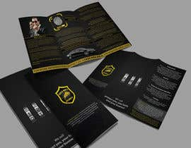 #29 pentru Flyer Design for security and transportation company de către OKDesignZone