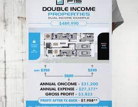 Manik012 tarafından Design a Dual Income Banner için no 8