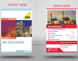 #21 untuk Design a Flyer for Gas compnay oleh graphiczonebd