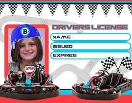 #24 para Children's Drivers licence por d3stin
