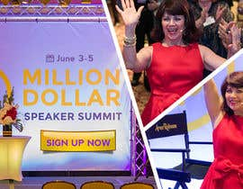 radissionit tarafından Facebook Ad for Million Dollar Speaker Summit için no 10