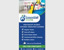 #17 for DL size flyer for home cleaning business by jabir88
