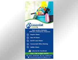 #29 for DL size flyer for home cleaning business by nazmulhuda1144