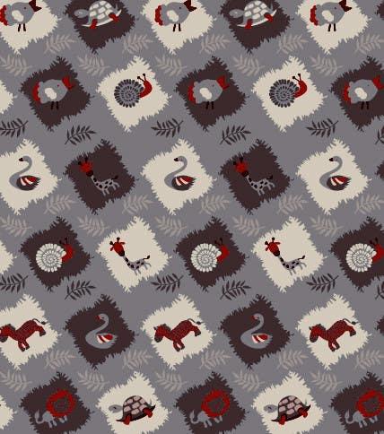 Inscrição nº                                         40                                      do Concurso para                                         Graphic Design for Textile Manufacturer (Round 2)