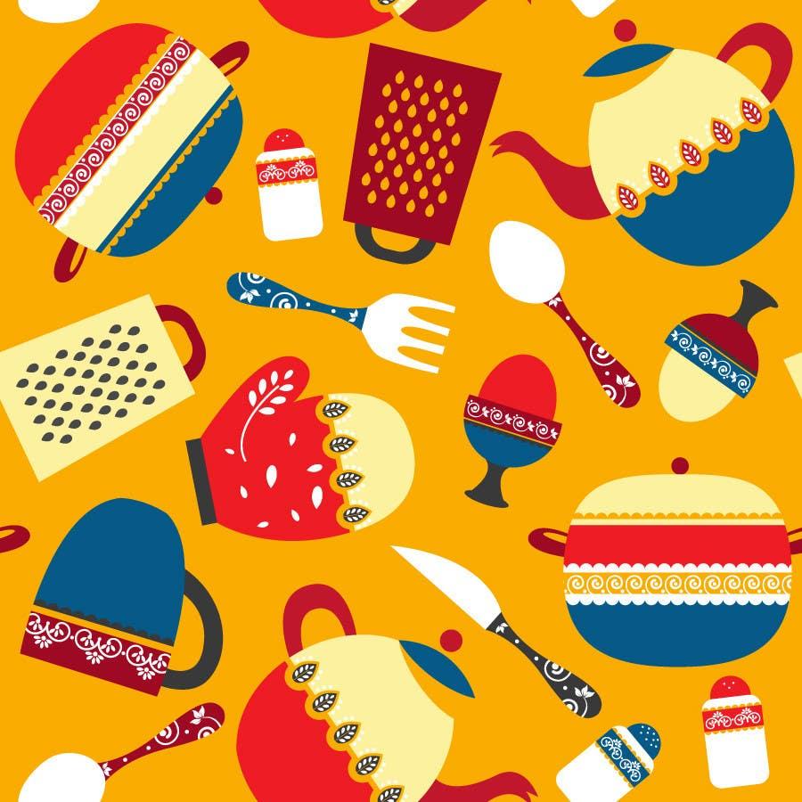 Inscrição nº                                         117                                      do Concurso para                                         Graphic Design for Textile Manufacturer (Round 2)