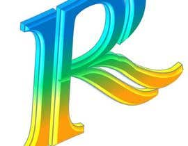 #42 for Design logo Letter R for online service marketplace by jen1305