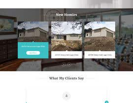 #45 для Homebuilder website redesign от Psynsation
