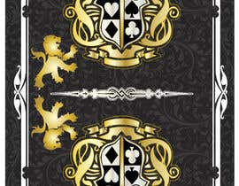 #13 for Design Back for Playing Card Set by pujasoni08soni08