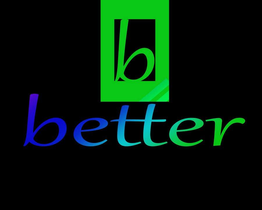 Wettbewerbs Eintrag #263 für Logo Design for Better