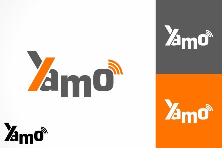 Kilpailutyö #723 kilpailussa Logo Design for Yamo