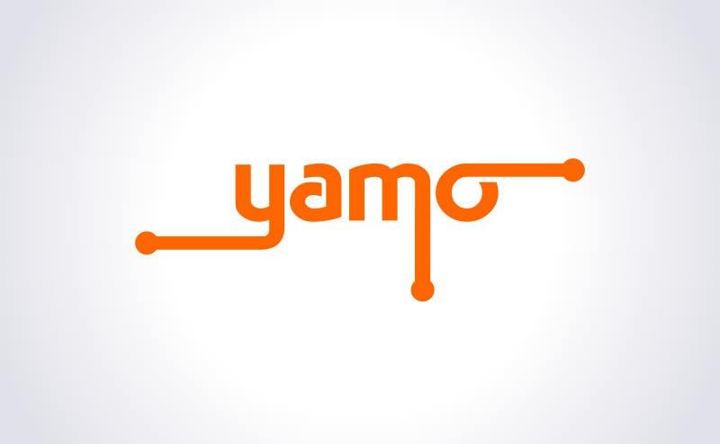 Penyertaan Peraduan #659 untuk Logo Design for Yamo