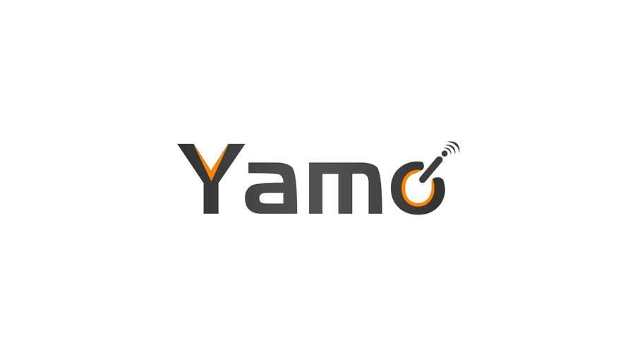 Kilpailutyö #692 kilpailussa Logo Design for Yamo