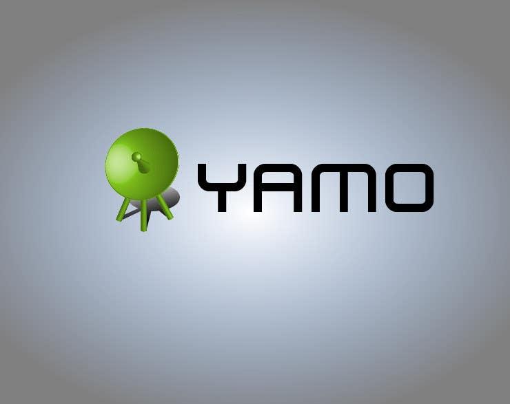 Kilpailutyö #707 kilpailussa Logo Design for Yamo