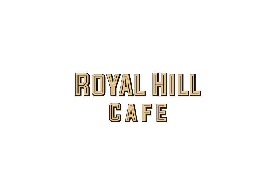 Konkurrenceindlæg #36 for Logo Design for a Cafe