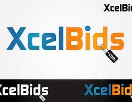 #242 para Logo Design for xcelbids.com por akshaydesai