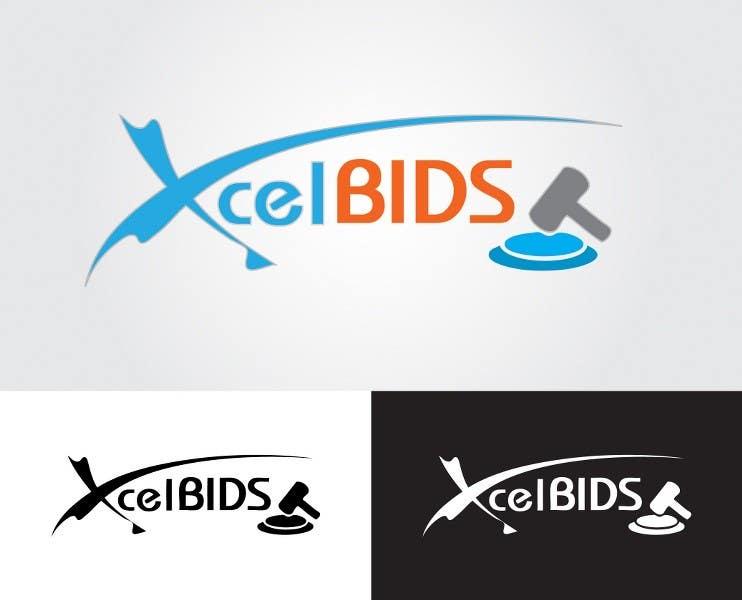 Penyertaan Peraduan #235 untuk Logo Design for xcelbids.com