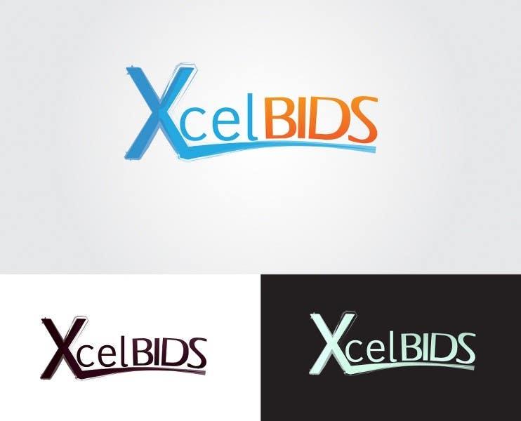 Penyertaan Peraduan #238 untuk Logo Design for xcelbids.com