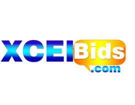 #240 para Logo Design for xcelbids.com por nafeesana