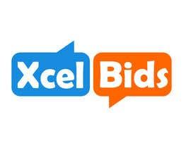 Nro 239 kilpailuun Logo Design for xcelbids.com käyttäjältä karoll