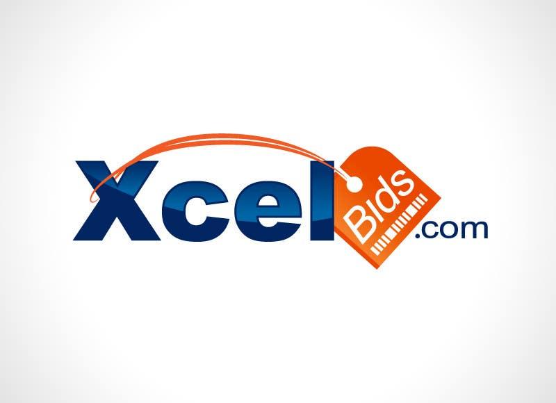 Penyertaan Peraduan #196 untuk Logo Design for xcelbids.com