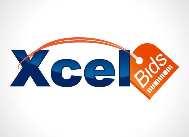 Bài tham dự cuộc thi #197 cho Logo Design for xcelbids.com