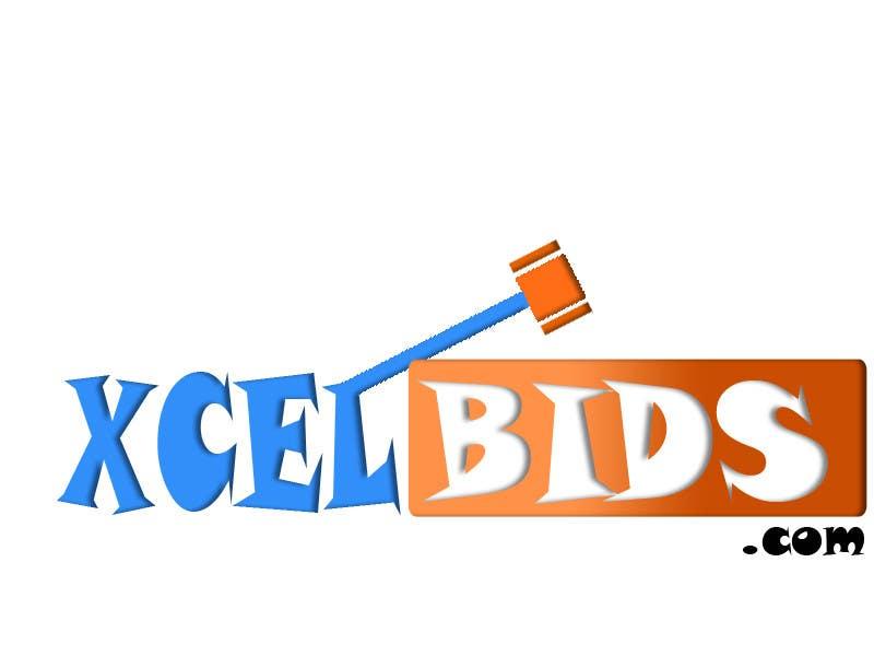 Inscrição nº 63 do Concurso para Logo Design for xcelbids.com