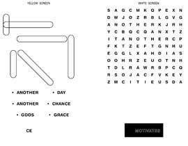 #17 for Rebuild my artwork so its vector - Crossword Puzzle by Veera777