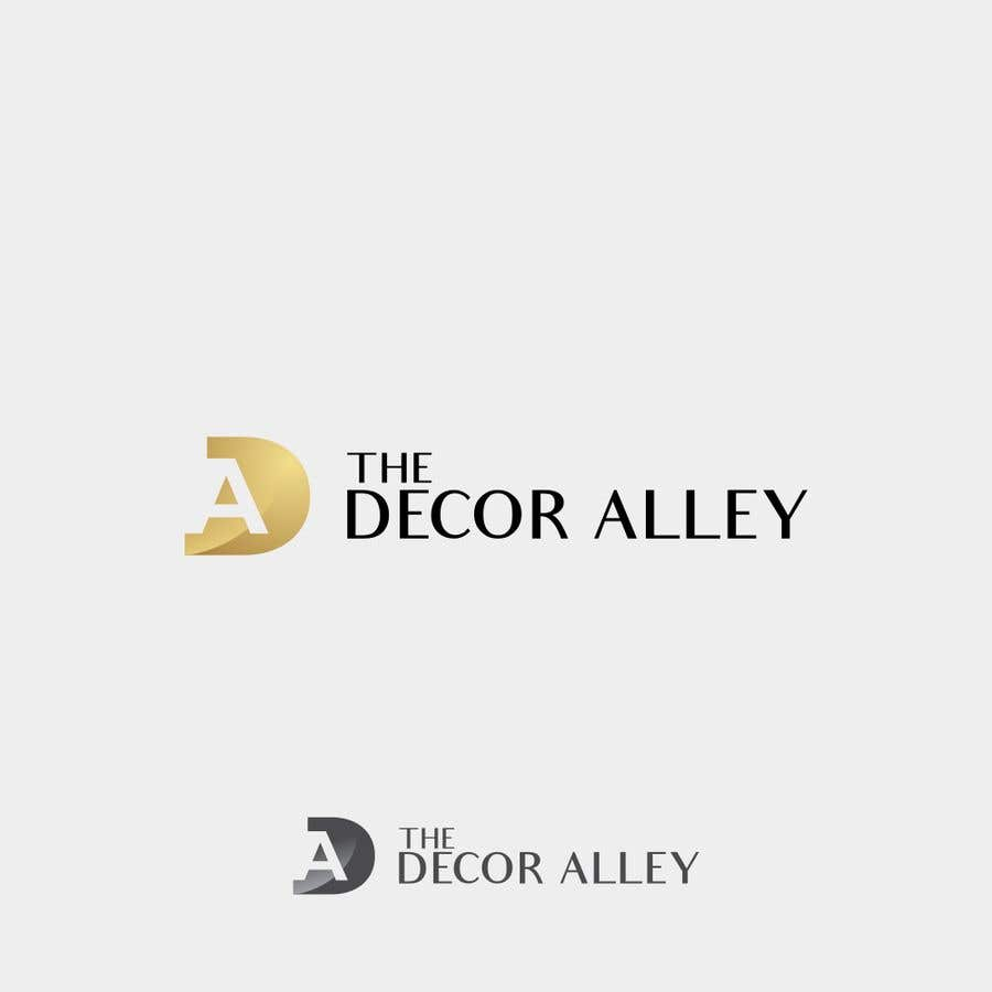 Entry 26 By Cyberyaqin For Design Home Decor Website Logo