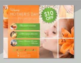 #23 for Design a Mothers day Promotional Banner for a spa by LaGogga