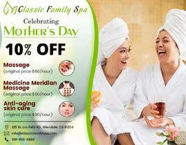 #11 for Design a Mothers day Promotional Banner for a spa by satishandsurabhi