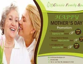 #14 for Design a Mothers day Promotional Banner for a spa by Manik012