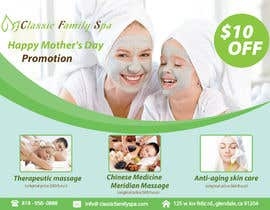 #22 for Design a Mothers day Promotional Banner for a spa by SHEIKHTAYIBA