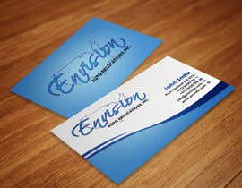 "#26 untuk Business Card Design for ""abc Auto Relocations Inc. oleh sarah07"