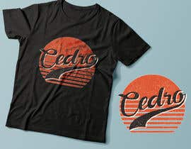 nº 99 pour Design a logo for t-shirt or tank top par Exer1976