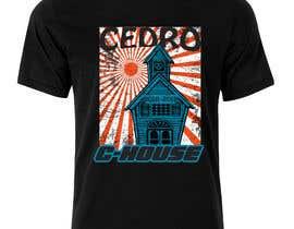 nº 150 pour Design a logo for t-shirt or tank top par softboyasad