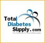 Logo Design for Total Diabetes Supply için Graphic Design248 No.lu Yarışma Girdisi