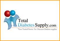 Logo Design for Total Diabetes Supply için Graphic Design145 No.lu Yarışma Girdisi