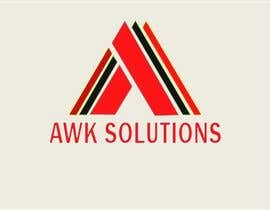 #9 for Design a logo and Brochure for my company AWK Solutions by NenadDesigner