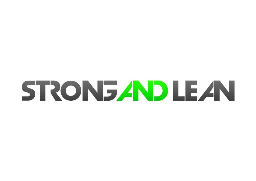 Конкурсная заявка №41 для Logo Design for Strong and Lean