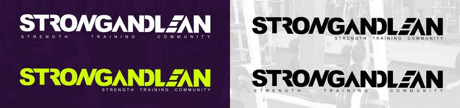 Proposition n°141 du concours Logo Design for Strong and Lean
