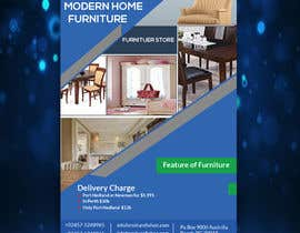 #42 untuk Create a flyer for furniture package oleh prosenjit2016