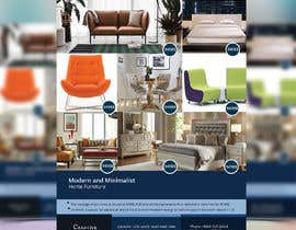 #26 untuk Create a flyer for furniture package oleh nazmulhuda1144