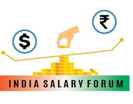 #1 for Logo design for IndiaSalaryForum.com by hemalsilva